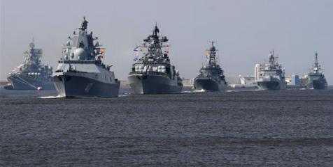 Les 03 meilleurs flottes navales