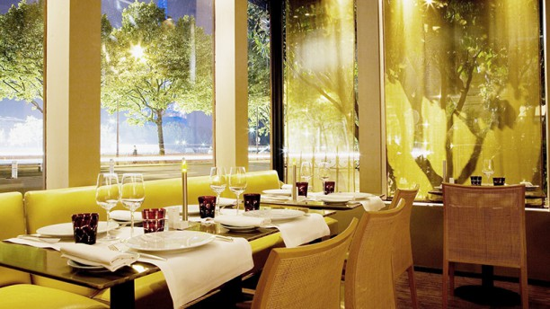 aménagement d'intérieur restaurant