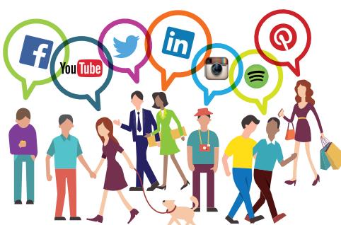 Marketing des reseaux sociaux